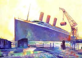 harland & wolf Titanic