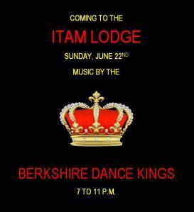 ANDY KELLY'S BERKSHIRE DANCE-KINGS