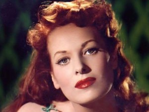 ANDY KELLY'S FAVORITE IRISH MOVIE STAR_MAUREEN O'H